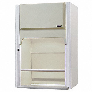 CE Ducted Fume Hood with Blower,36 In.