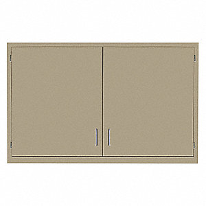 Lab Wall Cabinet, 2Door, 30in W