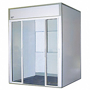 UniMax Walk-in Fume Hood w/Light,100In