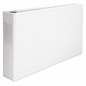 Ring Binder,480 Sheets,17inx11in Ring