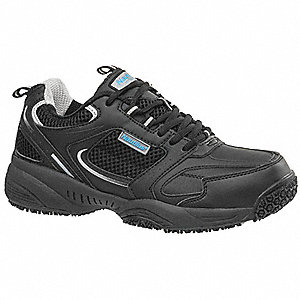 Work Boots,Men,10W,Lace Up,Black,PR