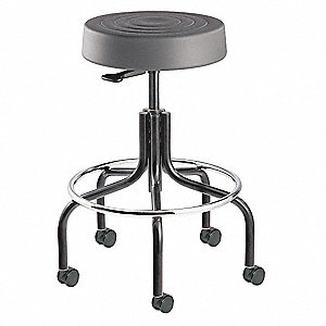 Stool,No Backrest,20 in. to 25 in.