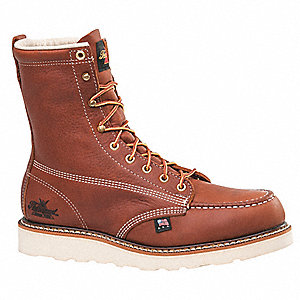 Work Boots,9,D,Brown,Steel,PR