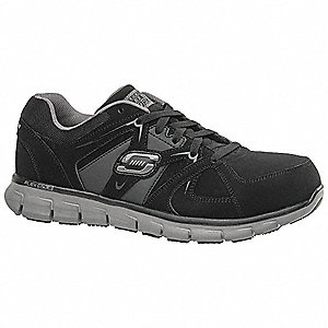 Athletic Work Shoes,10,D,Blk/Charcl,PR