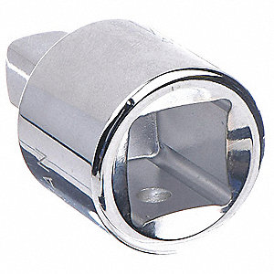 "Socket Adapter,3/4"" Female Sq,1/2"" Squar"
