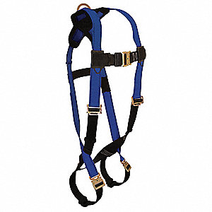 CONDOR Standard Non-belted Full Harness with 425 lb. Weight ...