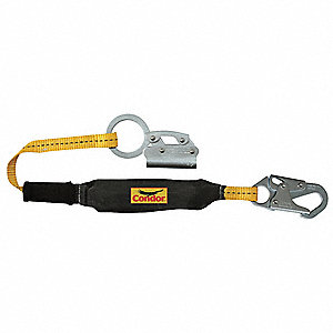 Rope Grab,Manual,Steel,Fits 5/8 In.