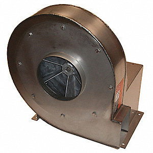 Blower,7-3/4 In Wheel,Alum