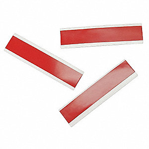 Double Coated Tape,1/2 x 2In,25 mil,PK5