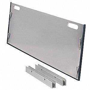 36  x 10  Door Flood Barrier Shield Silver  sc 1 st  Grainger & Flood Protection Door Barriers - Door Accessories - Grainger ...