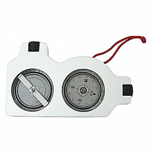 "3"" Clinometer Compass"