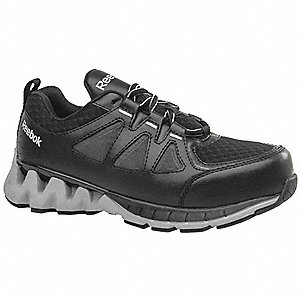 Wrk Boots,6,M,Women,Lce Up,Blk,Oxford,P