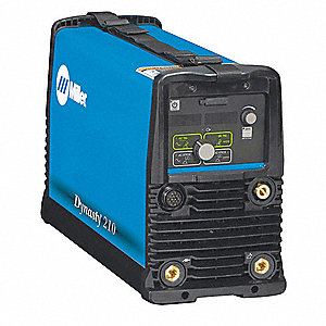 TIG Welder, Dynasty 210 Series, Welder Max. Output Amps: 210, Welder Industrial Class: Medium