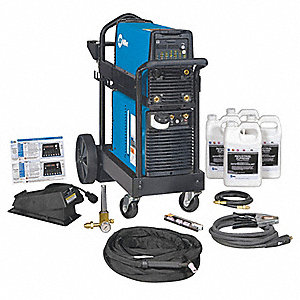 TIG Welder, Dynasty 280 DX Complete Package with CPS Series, Welder Max. Output Amps: 280