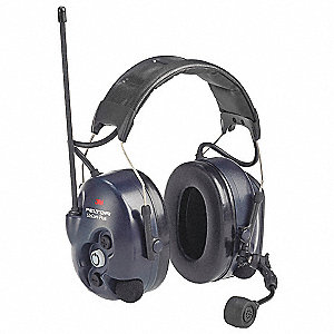 Over-the-Head Headset, 25dB