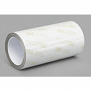EMI Absorber Tape, Acrylic, 20.00 mil, Gray, 1 EA