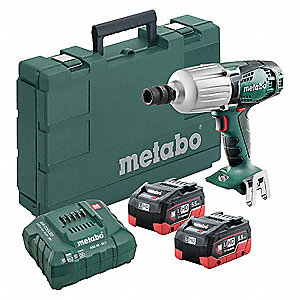 Cordless Impact Wrench,5.5Ah,450 ft.-lb.