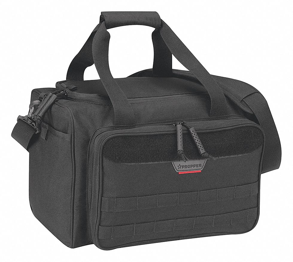 Range Ready Bag, Black, Polyester, Single