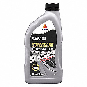 Engine Oil,1 qt,Bottle,Conven Base