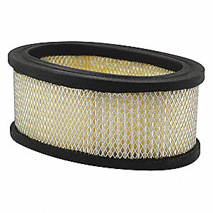 Engine Air Filter,Element Only, Oval
