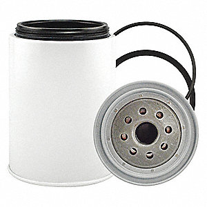 Fuel Filter,3-1/2 in. Lx4-3/8 in. dia.