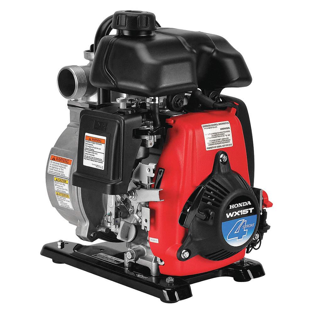 2 1 HP Aluminum 50cc Engine Driven Centrifugal Pump, 0 81 qt  Tank Capacity