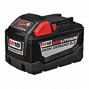 Battery,18V,9.0Ah,Li-Ion