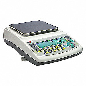 Precision Balance Scale,3000g,6-1/2 in.W