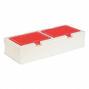 MicroPlate Holder,Polyethylene Foam