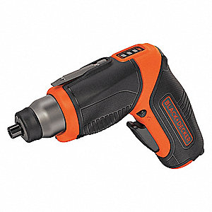 "1/4"" Cordless Screwdriver, 4.0 Voltage, Battery Included"