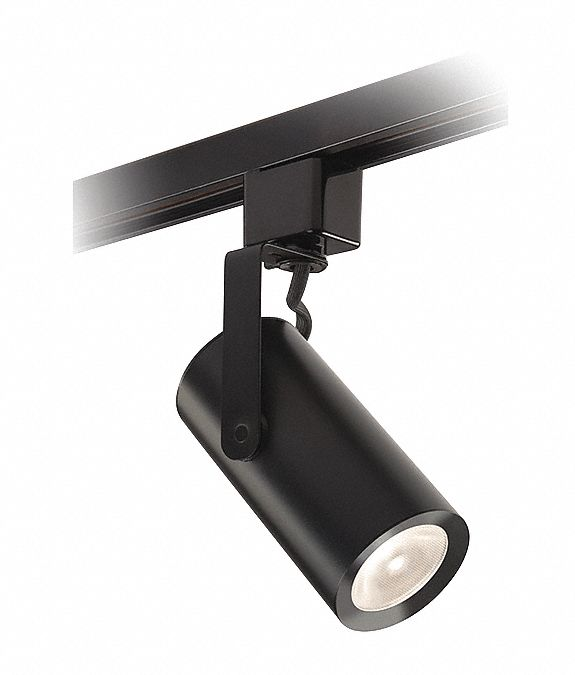 black track lighting. philips lightolier led mini cylinder track head7inlblack 45lw17lt08rwf830bkva grainger black lighting