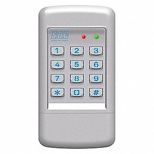 Digital Keypad,3 in. W