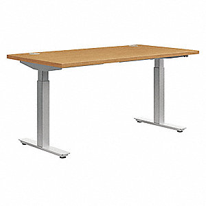 "Rectangle Training Tabletop, Harvest, 60""W x 30"" Depth"