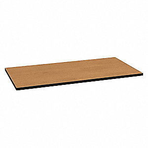 Table Top,1-9/64 in. H,Harvest/Black