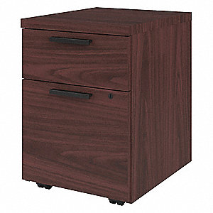 File Cabinet,18-57/64 in. D,2 Doors
