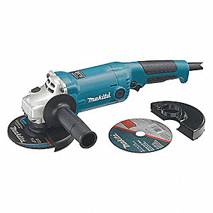 "Angle Grinder,6"",10 A,10,000 RPM,120VAC"