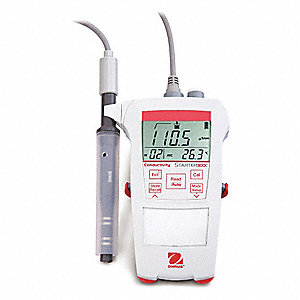 Conductivity Meter,Automatic,3 Point