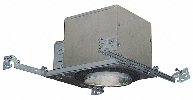 4 in LED Recessed Down Light Housing for Airtight New Construction, IC Rated, 50.0 Max. Wattage