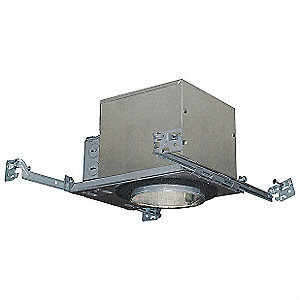 "4"" LED Recessed Down Light Housing for Airtight New Construction, IC Rated, 50.0 Max. Wattage"