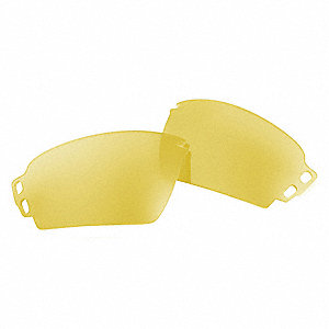 Replacement Lens,Yellow,ScratchResistant