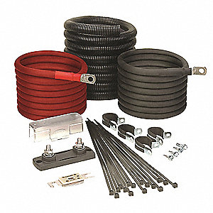 Inverter Installation Kit,w/8 ft. Cable