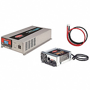 Battery Charger/Inverter,70A,1800W