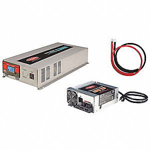 Battery Charger/Inverter,70A,3000W