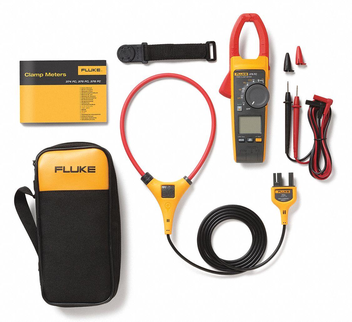 Fluke Test Instruments And Diagnostic Tools Grainger Industrial Supply
