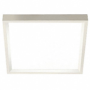 Low Profile LED Slim Downlight,6-3/8in.L