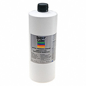 Air Tool Lubricant, 32 oz. Container Size