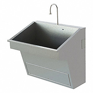 Acorn 304 Stainless Steel Compact Surgical Scrub Sink