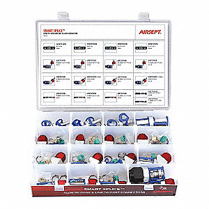 Line to Hose Repair Kit, 8-7/8 in. O.D.