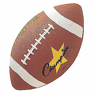 Outdoor Water Resistant Pro Rubber Football