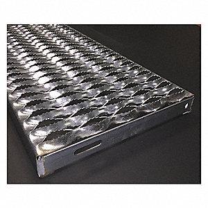 Steel Serrated Anti Slip Stair Tread, ...